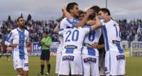 El Leganés logra su histórico ascenso a Primera en Anduva