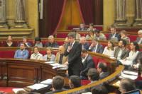 Puigdemont afirma que escuchará propuestas pero que la consulta es
