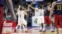 El Madrid saborea el título tras golpear por segunda vez