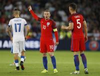 Inglaterra se deja el liderato ante Eslovaquia