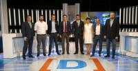 El debate a 7 evidencia la pugna entre ERC, CDC y PNV con Podemos