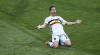 Hazard enciende a Bélgica