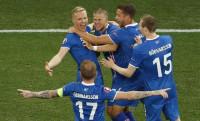 Islandia da la campanada y elimina a Inglaterra
