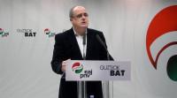 PNV advierte que no contemplan la posibilidad de negociar la investidura de Rajoy