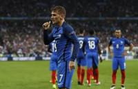 Francia termina con Islandia