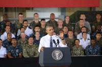Obama incluye entre sus aliados a una España
