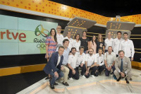 RTVE remitirá 5.000 horas en directo desde Río y envía a 129 periodistas