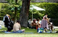 Tres las provincias en alerta por calor y bajada de temperaturas en el área mediterránea