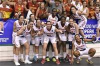 España, oro en el Eurobasket Sub-20 femenino