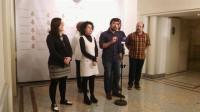 Unidos Podemos propondrá formar dos grupos separados en el Senado
