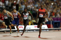 Un Hortelano de récord ilusiona ante Bolt en la Diamond League de Londres