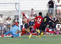 El Atleti se estrena con victoria ante el Numancia y gol de Torres