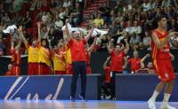 España, campeona de Europa Sub-20 de baloncesto