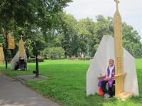 El Papa Francisco rememora a Juan Pablo II en Cracovia: