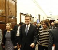 Rajoy da por superado el