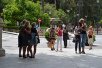 Los turistas extranjeros gastaron en España un 8,2% más