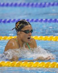 Belmonte no se clasifica para la final de los 200 metros estilos