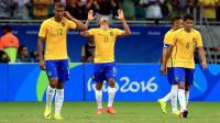 Brasil despierta a tiempo, golea a Dinamarca y accede a cuartos de final
