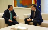El PNV dice que su 'no' a Rajoy es