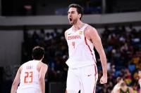 España irrumpe en los Juegos destrozando a Lituania