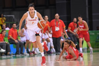 España confirma el segundo puesto y se medirá con Turquía en cuartos