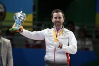 Álvaro Valera vuelve a quedarse a las puertas del oro