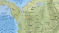 Registrado un terremoto de magnitud 6,1 en el noroeste de Colombia
