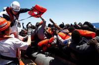 La OIM cifra en casi 295.000 los migrantes y refugiados llegados a Europa por mar en 2016