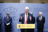 Margallo confirma la muerte de una española en Indonesia y cifra en tres los heridos