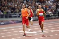 Descarrega peleará por las medallas en los 400 metros T11