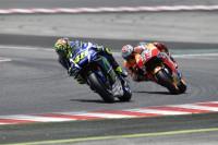 La cada vez más agónica lucha entre Márquez y las Yamaha continúa en Aragón
