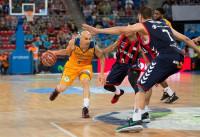 El Gran Canaria se carga al Baskonia para jugar su primera final de Supercopa
