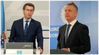 Feijóo y Urkullu seguirán gobernando mientras el PSOE se hunde en Euskadi y es superado por En Marea en Galicia