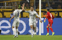 El Real Madrid repite despiste