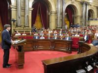 Puigdemont convocará un referéndum en septiembre de 2017