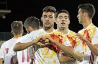 España apura sus opciones de liderato tras golear a San Marino sin despeinarse