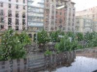 Cataluña, en alerta por tormentas y lluvias, mientras sigue el calor en el sur