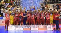 ElPozo Murcia derrota a Movistar Inter y logra su sexta Supercopa