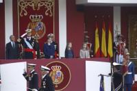 Puigdemont, Urkullu y Barkos repiten ausencia el 12 de octubre