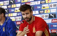 Piqué anuncia que dejará la selección tras el Mundial de Rusia