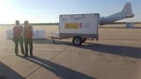 España prepara el envío a Haití de 13 toneladas de medicamentos y material humanitario