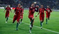 Portugal vuelve a repetir goleada ante Islas Feroe y Hungría da la sorpresa ante Letonia