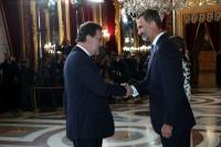 Rajoy, prudente sobre la investidura
