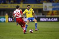 Las Palmas y Espanyol empatan sin goles en el partido inaugural de la octava jornada