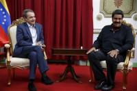 Maduro se reúne con Zapatero para hablar sobre el proceso de diálogo