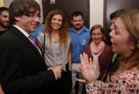 Puigdemont asegura que la diplomacia española actúa