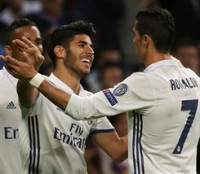 Real Madrid - Legia: Goleada en un correcalles (5-1)