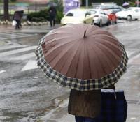 La lluvia se instala en el sudeste peninsular
