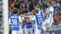 La Real Sociedad se desquita con el Alavés y el Granada sigue sin ganar