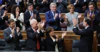 Rajoy, reelegido presidente del Gobierno tras 315 días en funciones y una investidura fallida